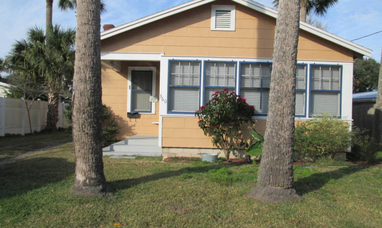 SOLD – 360 & 362 Oleander St, Neptune Beach, Florida