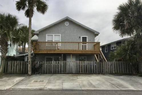 Amazing BEACHY duplex! Cool Tile Throughout & Beautiful New Carpet. Enjoy the ocean breeze!